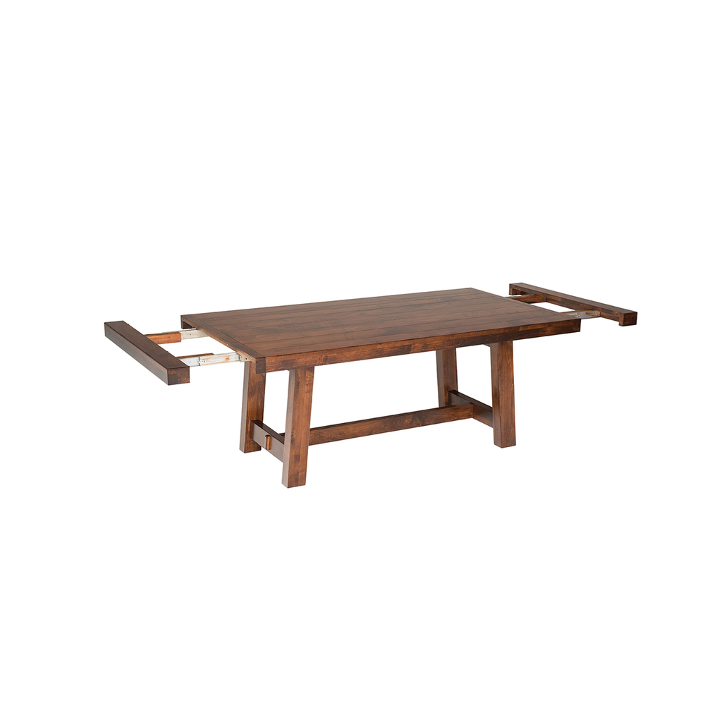 Beaumont Trestle Table (Plank Top)