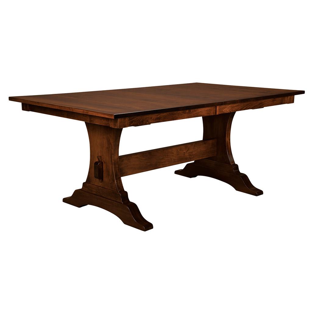 Benjamin Trestle Table