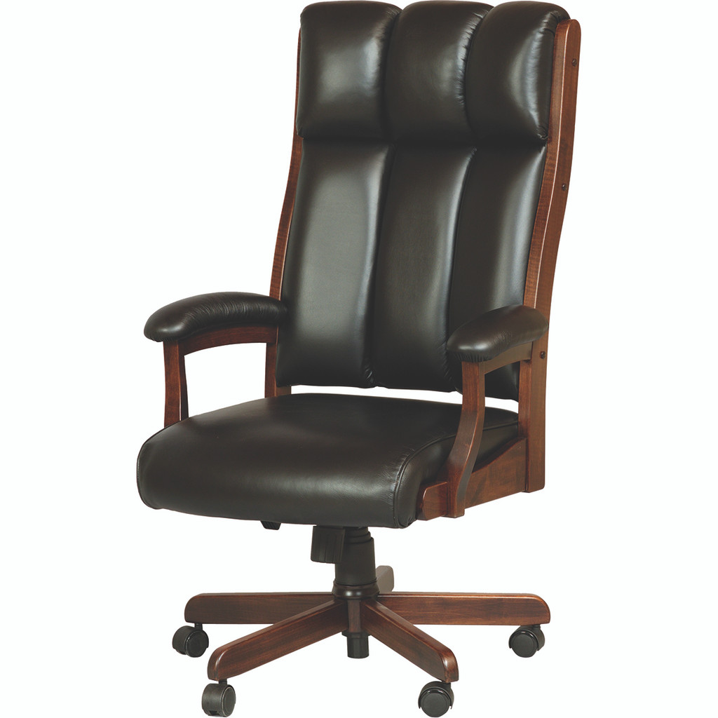 Clark Executive Chair (Gas Lift)
