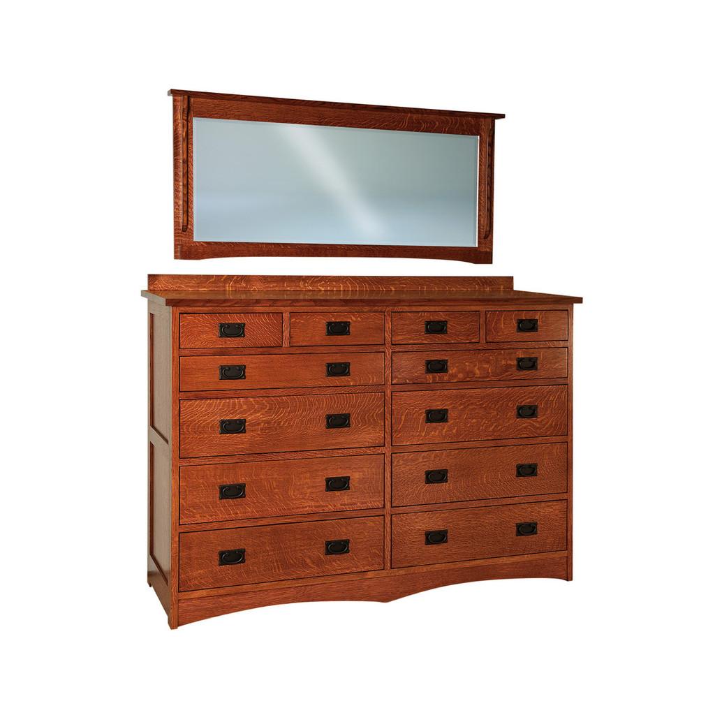 "Jacobson 66"" Dresser"