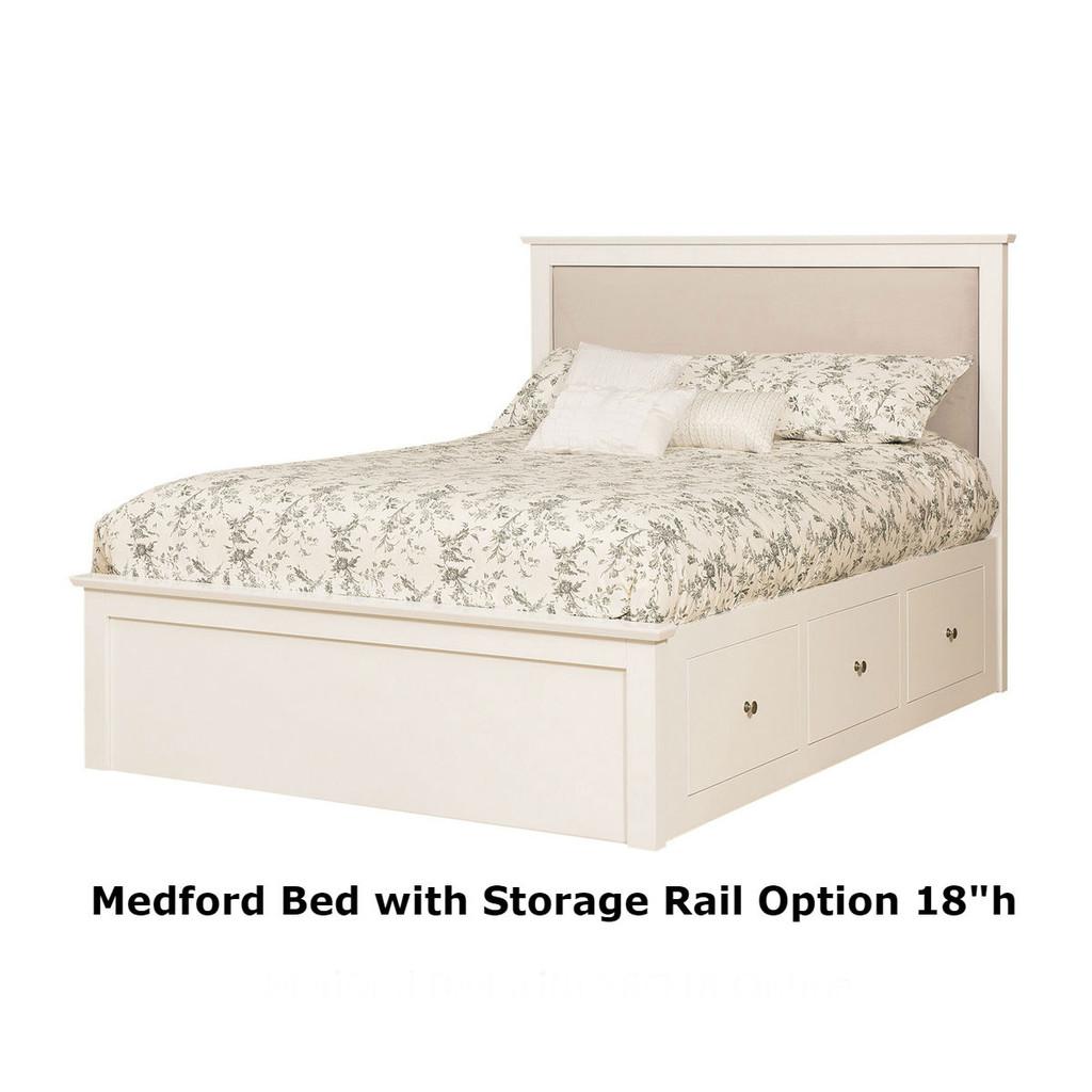 Royal Mission Bed