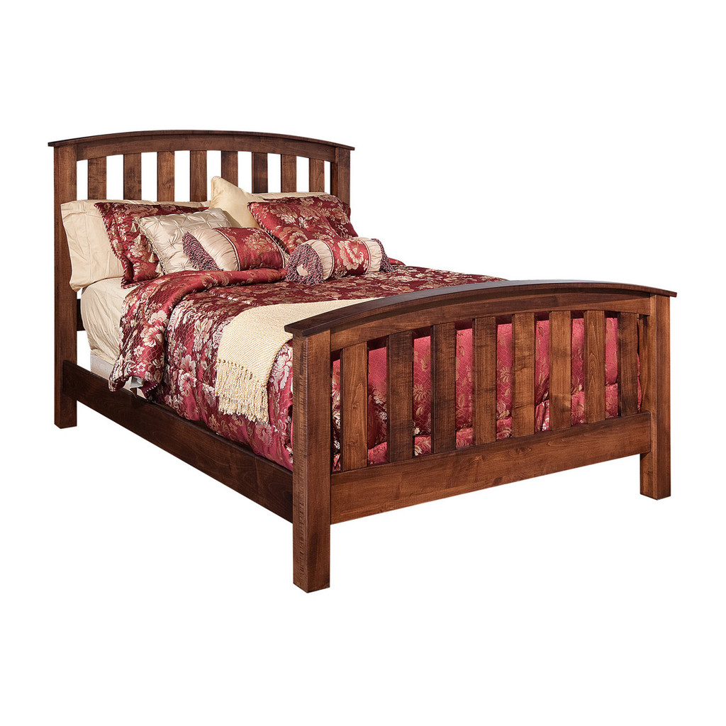 Kuntry Mission Bed