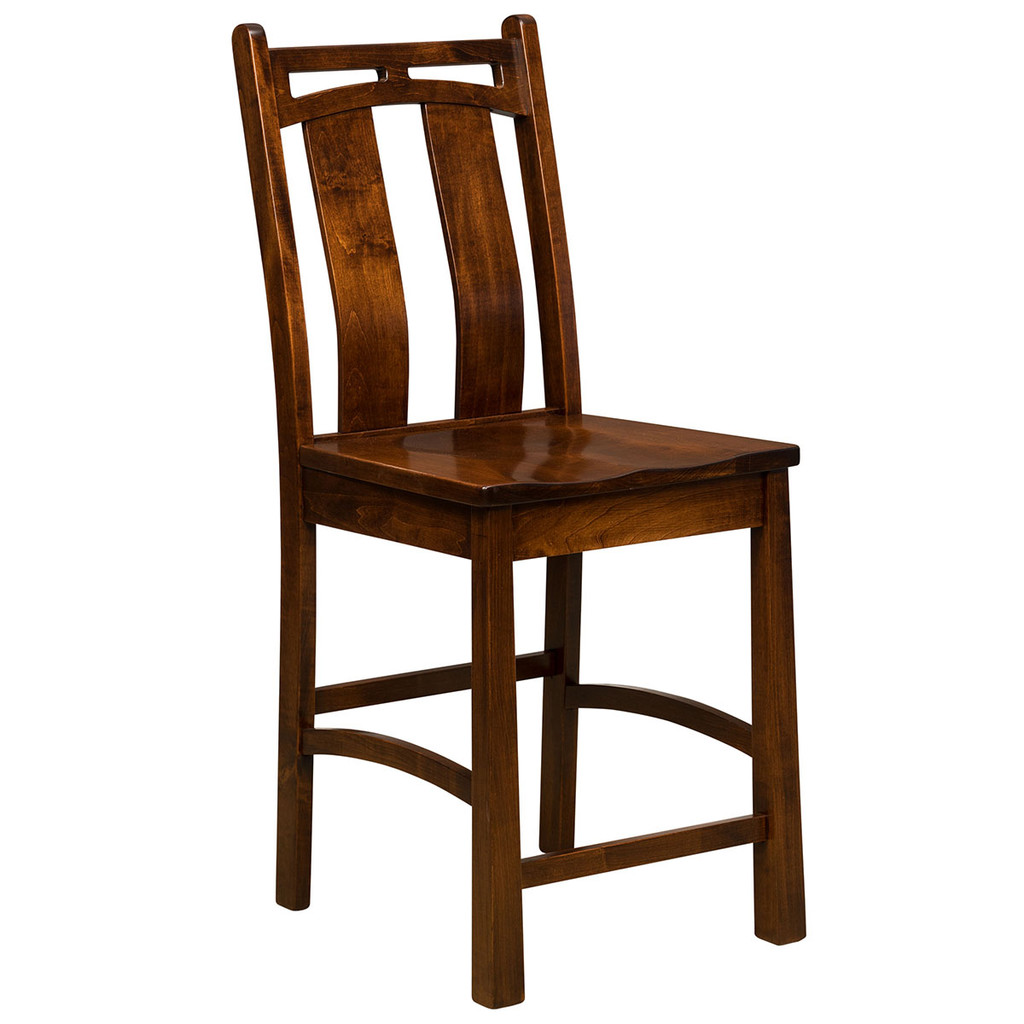 Bridgeport Stationary Bar Stool