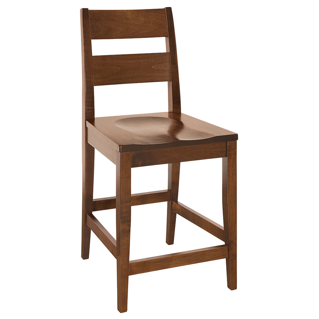 Carson Swivel Bar Stool
