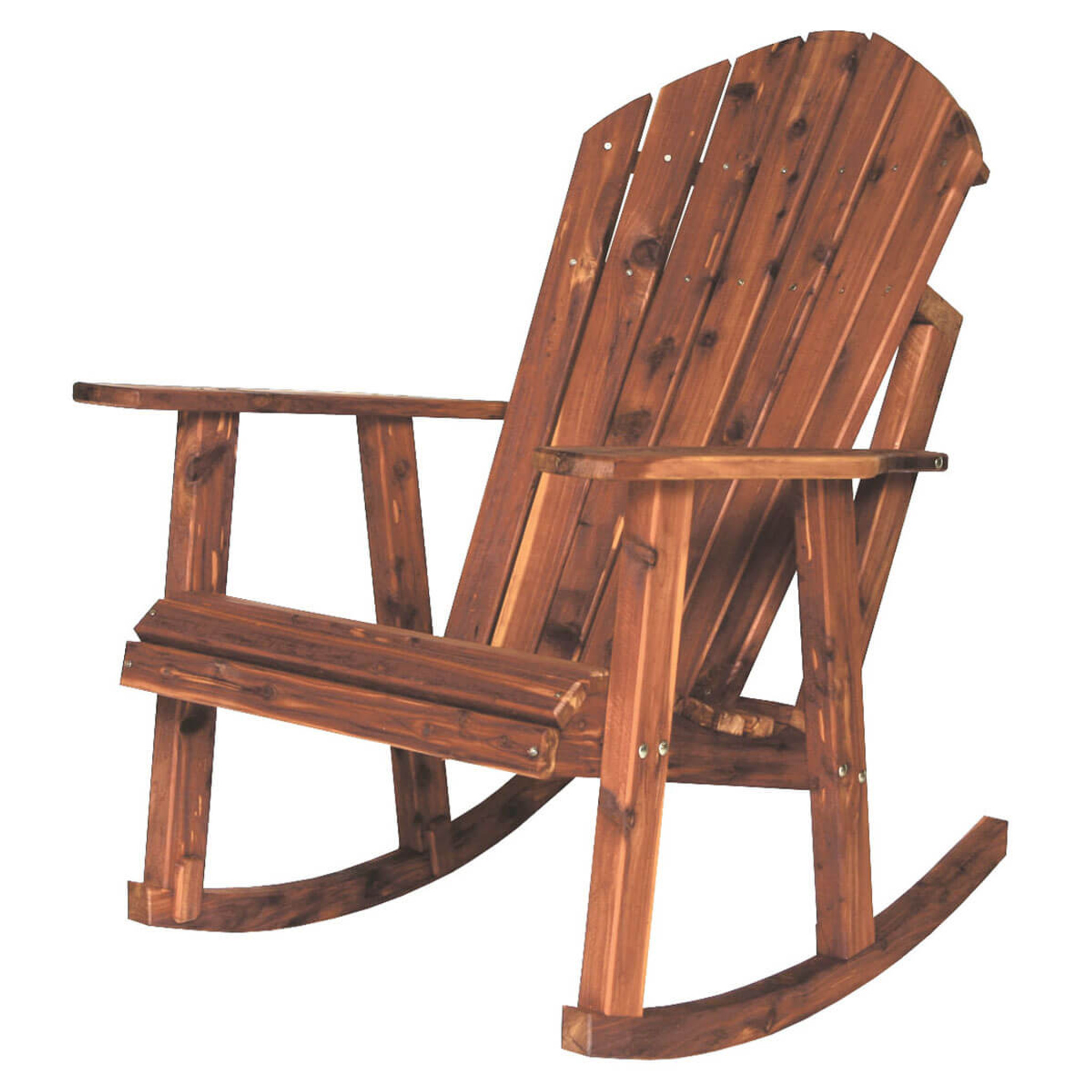 Cedar Adirondack Rocking Chair - Mattie Lu