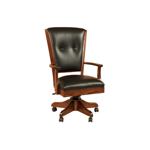 Berkshire Desk Chair (Upholstered)