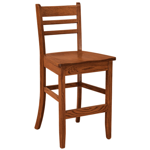 Bradey Stationary Bar Stool