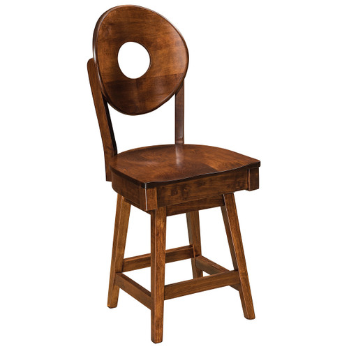 Bridgepoint Swivel Bar Stool