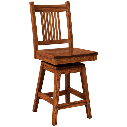 Centennial Swivel Bar Stool