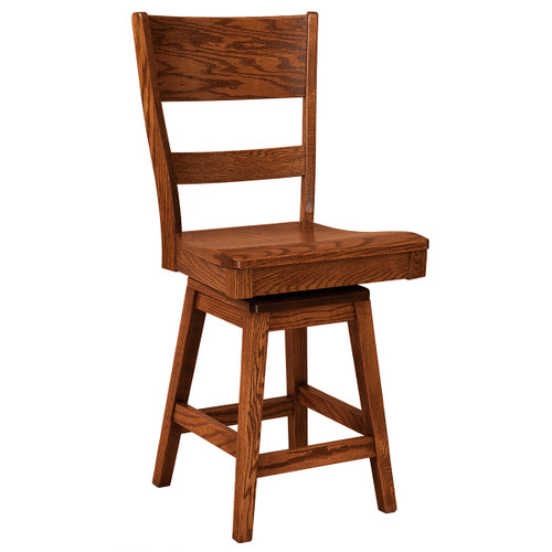 Genesis Swivel Bar Stool