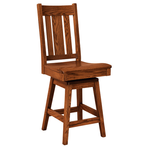 Jacoby Swivel Bar Stool