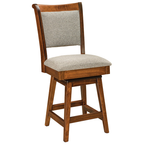 Kimberly Swivel Bar Stool