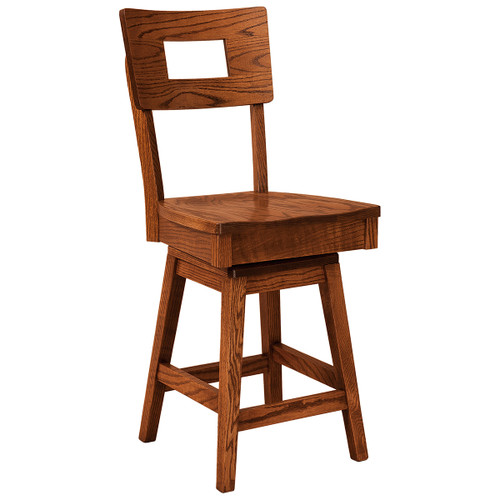 Kirkland Swivel Bar Stool