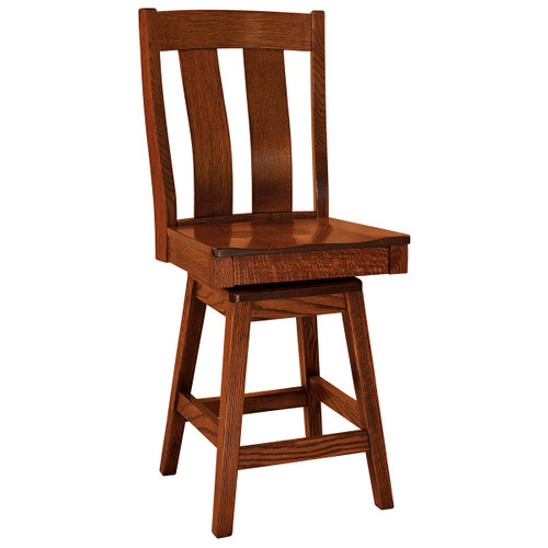 Laurie Swivel Bar Stool