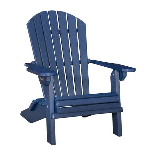 Adirondack Beach Folding Chair (Poly)