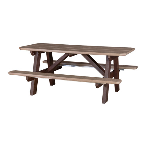 Kid's Picnic Table (Poly)