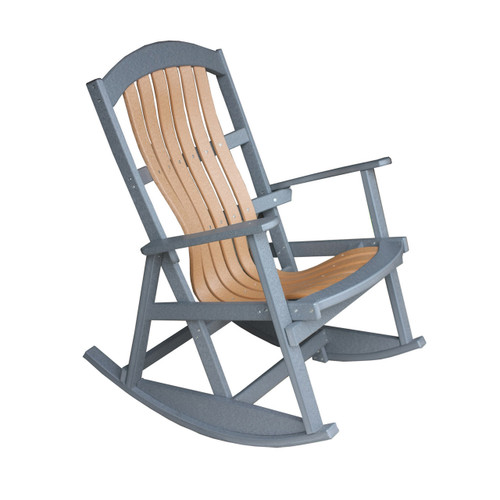 Cottage Poly Bent Lite Rocker