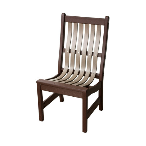 Poly Bent Dining Chair