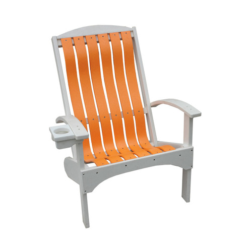 Poly Bent Beach Chair