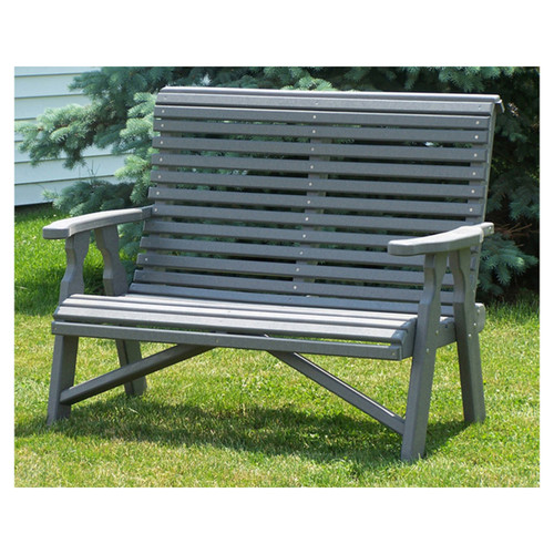 Outdoor Rollback Loveseat