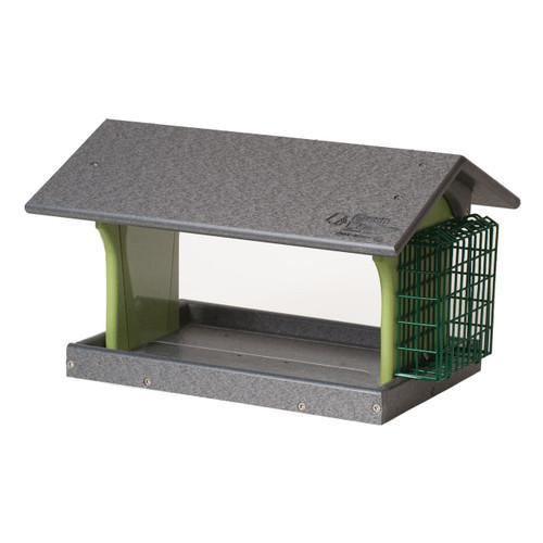 Single Suet Bird Feeder