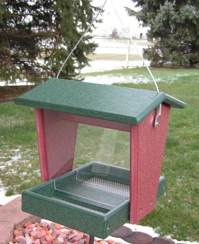 Small Bird Feeder