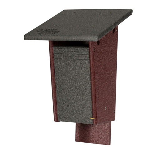 Sparrow Resistant Bluebird House (Slot Box)