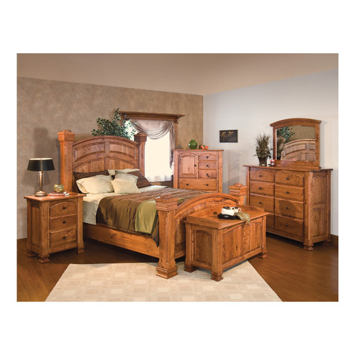 Charleston Bed
