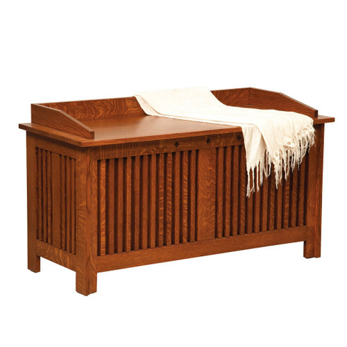 Mission Blanket Chest