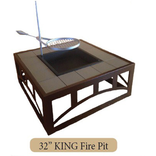 King Fire Pit