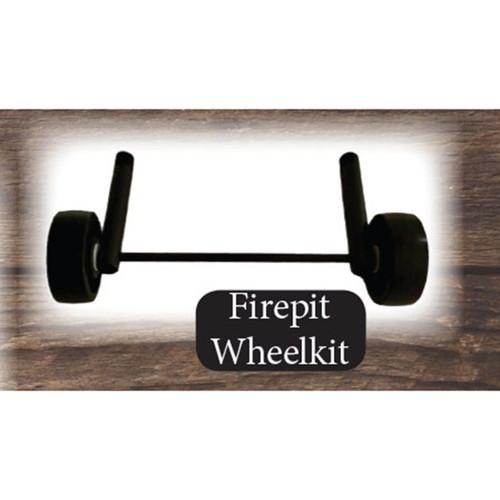 Fire Pit Wheel Kit