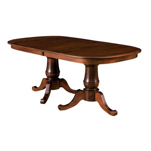 Chancellor Double Pedestal Table