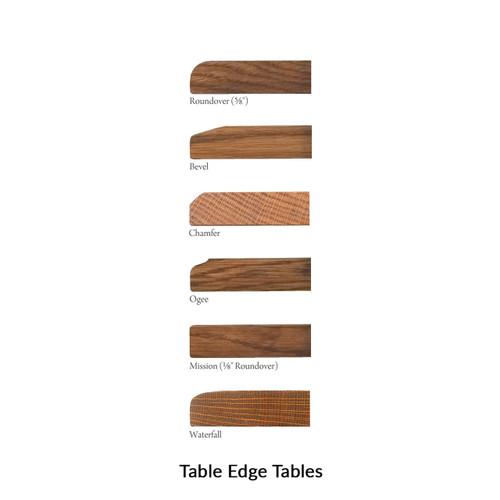 Chancellor Single Pedestal Table