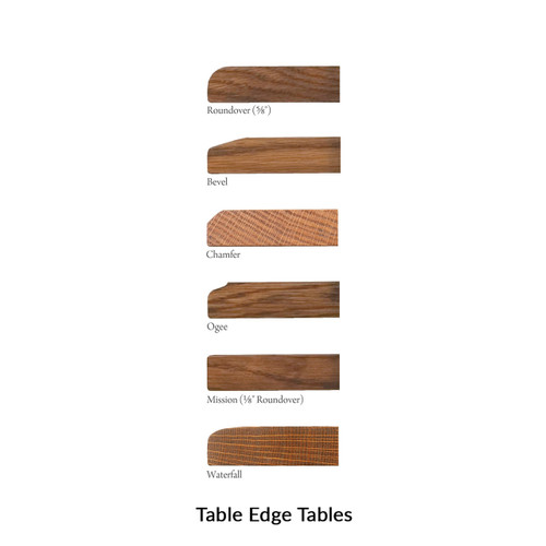Chesapeake Trestle Table