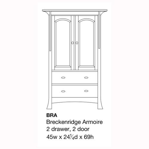 Breckenridge Armoire