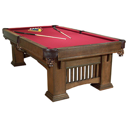 Classic Mission Pool Table
