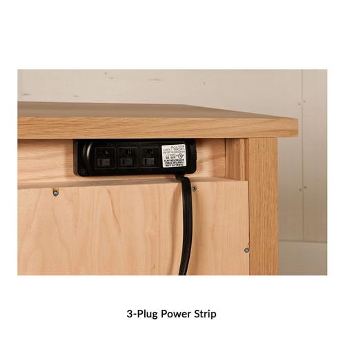 Bungalow Desk Chest
