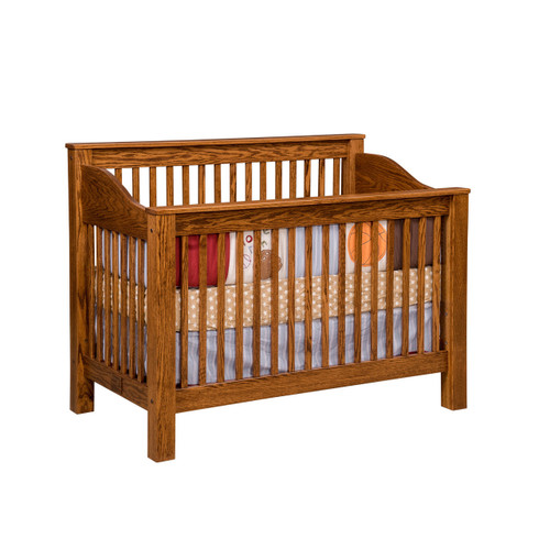 Mission 3-in-1 Convertible Crib