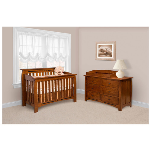 Linbergh 4-Drawer Dresser