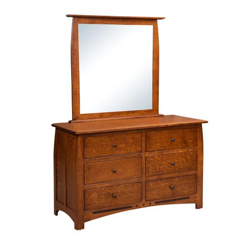 Linbergh 6-Drawer Dresser