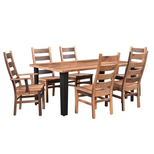 Newport Table (Barn Wood)