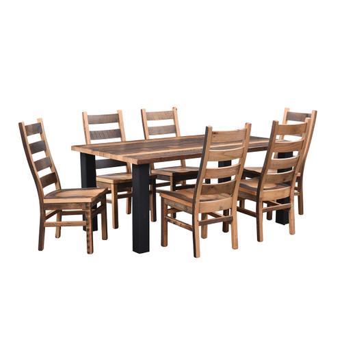 Clinton Table (Barn Wood)
