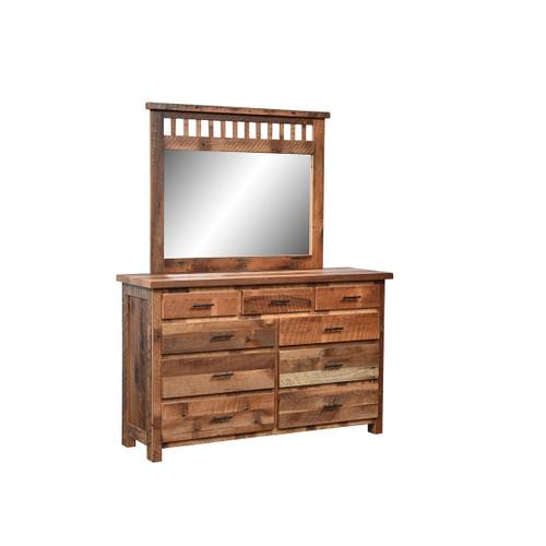 Savannah Dresser (Barn Wood)
