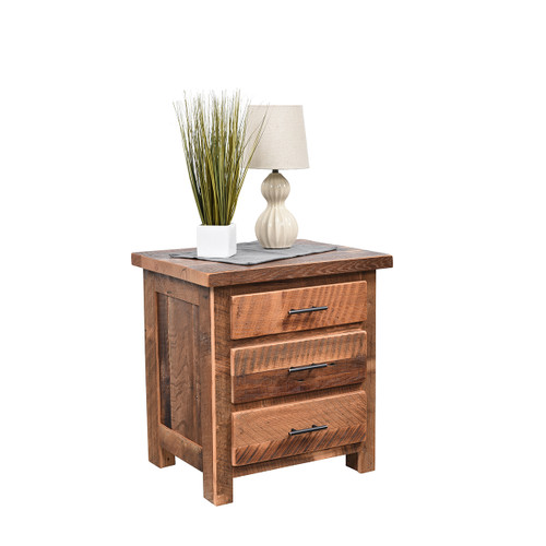 Savannah Nightstand (Barn Wood)