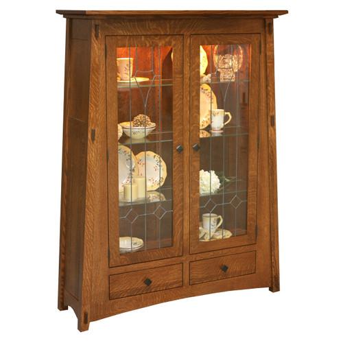 McCoy Curio Cabinet