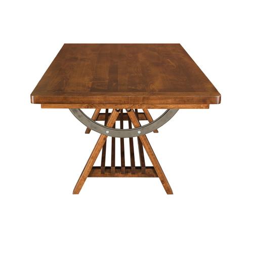 Apgar Village Trestle Table