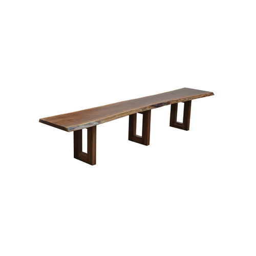 Kalispel Bench (Live Edge)