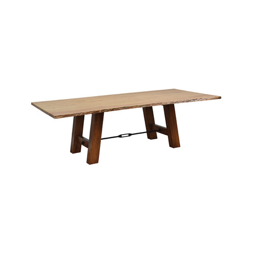 Ouray Trestle Table (Live Edge)