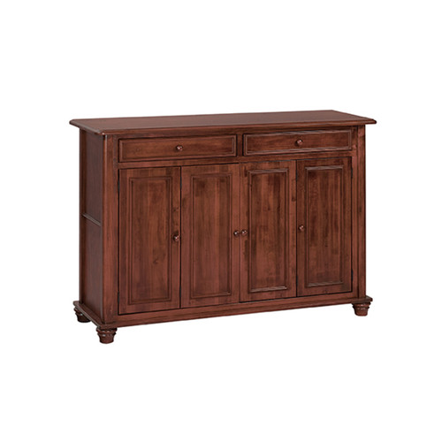 Woodbury Leaf Storage Cabinet