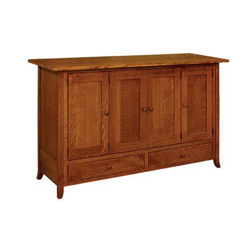 Shaker Hill Leaf Storage Cabinet